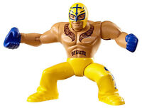 WWE Power Slammers Rey Mysterio Wrestling Ages 6+ Mattel New Toy Boys Fight