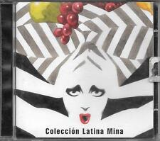 "MINA - RARO CD FUORI CATALOGO "" COLECCION LATINA """