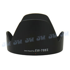 QUALITY LENS HOOD FOR CANON EF 28-135mm f/3.5-5.6 IS USM EW-78BII