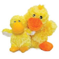 Juguete para perro Kong Duckie extra Pequeño amarillo