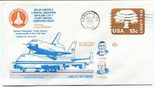 1977 Space Shuttle Enterprise Failed Boeing 747 Edwards NASA Fulton Mc Murtry