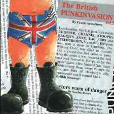 The British Punkinvasion Vol. 2 CD NEU PUNK PUR