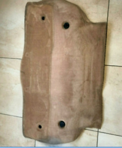 BOXSTER 987 REAR CARPET COVER SAND BEIGE 98755103903