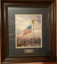 Thomas Kinkade - Light of Freedom - Library Edition - Limited.