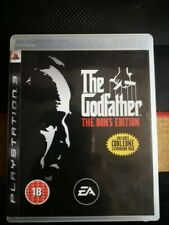 The Godfather: The Dons Edition (PS3, 2007) - Free Postage