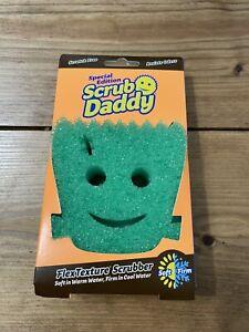 New Scrub Daddy Special Edition Green Frankenstein Scrubber