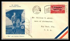 GP GOLDPATH: OTHER CARIBBEAN COUNTRY COVER 1928 AIR MAIL _CV757_P07