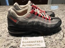 Nike Air Max 95 Pink Solar red Sz 7y OG chilli 90 97 red 1 safari blue neon 6.5
