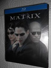 The Matrix 15th Anniversary Steelbook Blu-ray New Sealed Limited Edition USA New