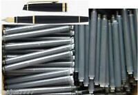 40 ink Cartridges, Refills for WATERMAN EXPERT Fountain Pen in BLACK (new)