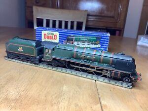 Hornby Dublo 3 Rail EDL12 BR 4-6-2 46232 Duchess of Montrose serviced/remaged