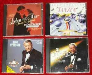 4 CD Hugo Strasser - Sammlung -