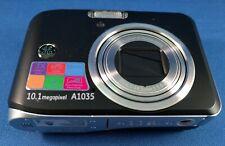GE Active Series A1035 10.1 MP Digital Camera - Black