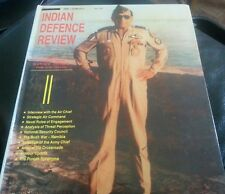 INDIAN DEFENCE REVIEW.1990 Bush War Namibia India Military