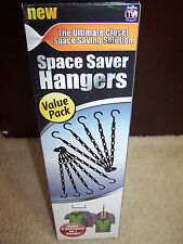 Space Saver Hangers -as seen on TV Pack of 10