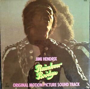 Jimi Hendrix – Rainbow Bridge (gatefold US original pressage)
