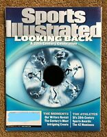 Sports Illustrated Looking Back A 20th Century Celebration 11/29/1999