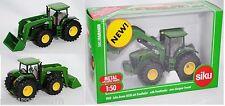 Siku Farmer 1982 John Deere 8430 con cargador frontal 1:50 OVP