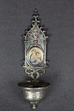 Seltener Weihwasserkessel Silber 13 Lot  Radlpunze Wien 1839 Meisterpunze WM