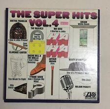 VARIOUS: The Super Hits, Vol. 4 LP  Soul