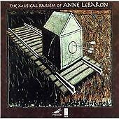 Anne LeBaron - LeBaron: The Musical Railism Of (1995)