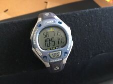 Timex Ironman Triathlon 30 Lap Flix Women's Watch--Indiglo-WR 100M-GUC