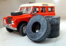 Kraftstofftank Befestigungsgummi Buchsen x4 Land Rover Serie 2 2a 3 Schutz 109