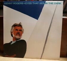 KENNY ROGERS - EYES THAT SEE IN THE DARK - RCA AFL1-4697 - LP