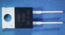5 x MBR10100 Schottky Gleichrichterdioden 100V/10A