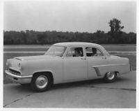 1952 Mercury Sedan Press Photo 0029