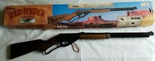 DAISY RED RYDER MILLENNIUM EDITION BB GUN 100% COMPLETE WITH BOX MANUAL NEW RARE