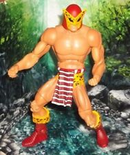 DC UNIVERSE JUSTICE IN THE JUNGLE B'WANA BEAST FIGURE FROM ANIMAL MAN 2-PACK