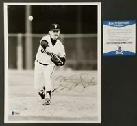 Rod Beck signed 8x10 Photo San Francisco Giants Autograph ~ Beckett BAS COA
