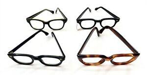 Lot of Vintage 1970's era Eyeglasses with No lenses ~ Children (?) Sizes