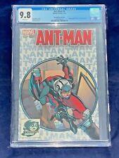 Ant-Man #5 CGC 9.8 Todd Nauck Phantom Variant - Amazing Spider-Man #300 Homage
