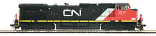 HO MTH Canadian National Dash-9 Diesel for 2 Rail DCC Ready 80-2292-0