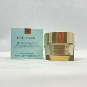 Estee Lauder Revitalizing Supreme + Anti-Aging Cell Power Creme 1.0oz / 30ml NIB