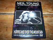 NEIL YOUNG & CRAZY HORSE hurricane over the mountain JAPAN 2001 ( 2 ) DVD video