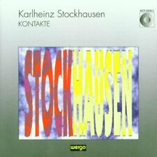arlheinz Stockhausen - Stockhausen Kontakte [CD]