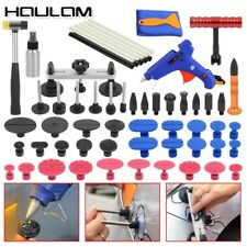 Car Body Panel Paintless Hail Dent Removal Repair Tool Puller Lifter T-Bar Kit