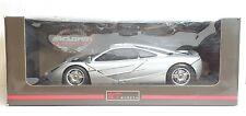 1/18 UT MCLAREN F1 SILVER diecast car model autoart