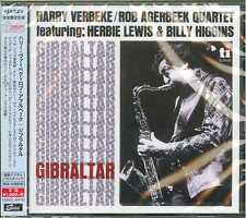 HARRY VERBEKE / ROB AGERBEEK-GIBRALTAR-JAPAN CD Ltd/Ed B63