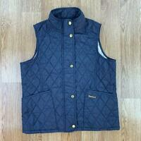 BARBOUR Kids Quilted Gilet | UNISEX Body Warmer | 2XL XXL Age 14/15 Blue