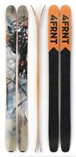 4FRNT Renegade Skis 184cm NEW 2020