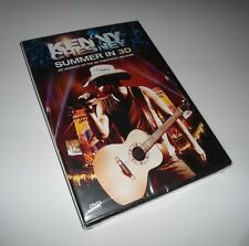 Kenny Chesney Summer in 3D (2D Version of the 3-D Theatrical Release) DVD NEW