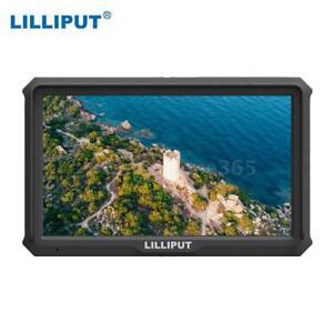 "LILLIPUT 5"" 4K HD 1080P 170° for DSLR Camera Video Field Monitor Display Screen"