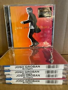 Josh Groban - Bridges  WHOLESALE LOT OF 5