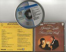GHEORGHE ZAMFIR Music by Candlelight cd blue face Philips pan flute Hoof