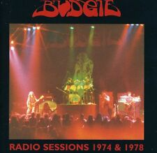 Budgie - Radio Sessions 74 & 78 [New CD] England - Import