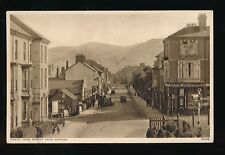 Wales Denbighshire TOWYN  High St from station Lewis Cash Stores c1930/40s? PPC